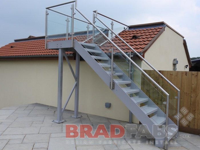 roof access staircase
