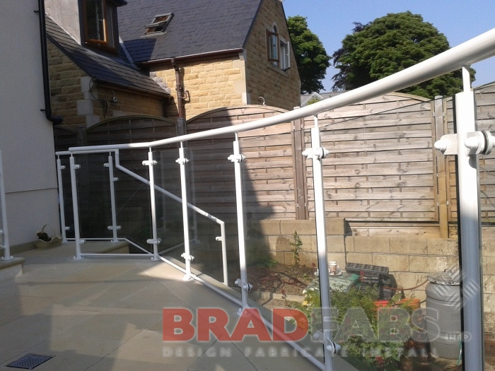 patio balustrade