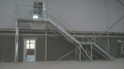Bradfabs made these staircase manufacture and installed in Darlington