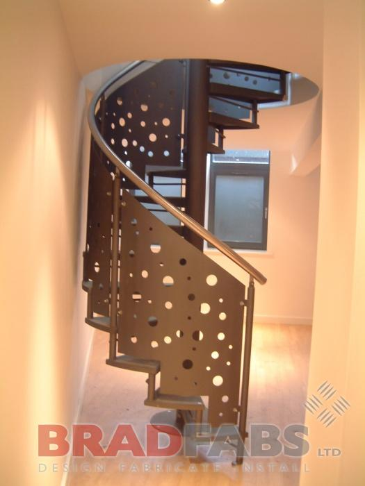 Office Spiral Staircase