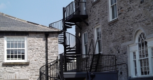 Spiral Staircase Installed in Cumbria