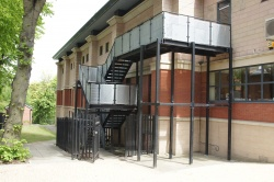Approved Fire Escapes providing safety to any industrial, commercial or residential property
