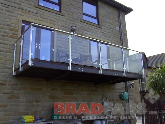 steel fabricators of balconies staircases domestic balcony with