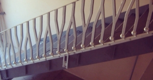Steel Staircase Bespokely Fabricated in Leeds