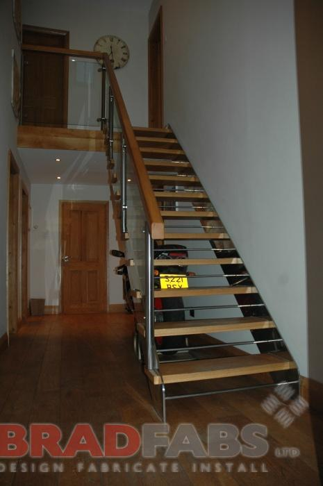 distinctive stairs