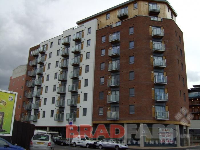 Student Accommodation - Steel Balcony