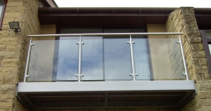 BRADFABS manufacture any type of Balcony .. try us