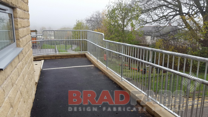 Bradfabs design and install any railings