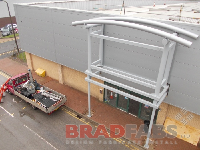 Bradfabs are experts in canopies
