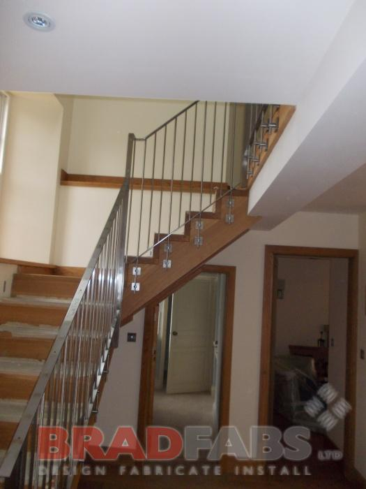 Balconies Balustrades Staircases And Handrails: Steel Fabricators Of Balconies, Staircases. Bradfabs