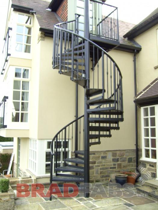 Leeds based Spiral Staircase Design
