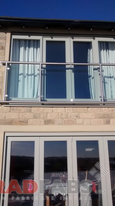 Stainless Steel Juliet Balcony