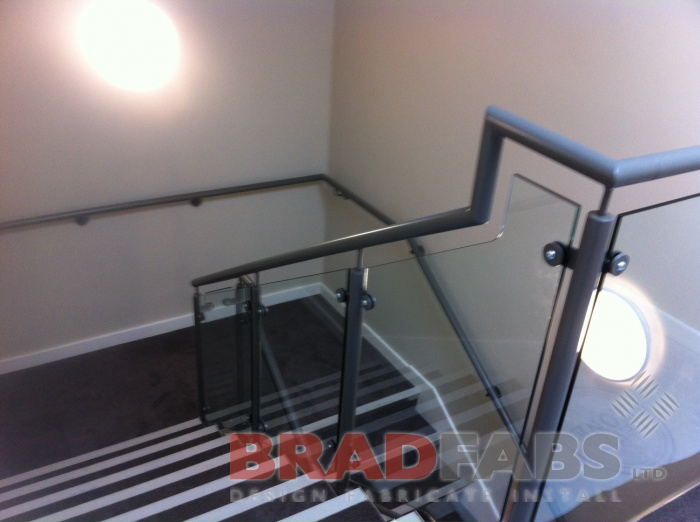 Wall Mounted handrail