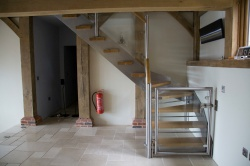 Bradfabs specialise in bespoke staircases