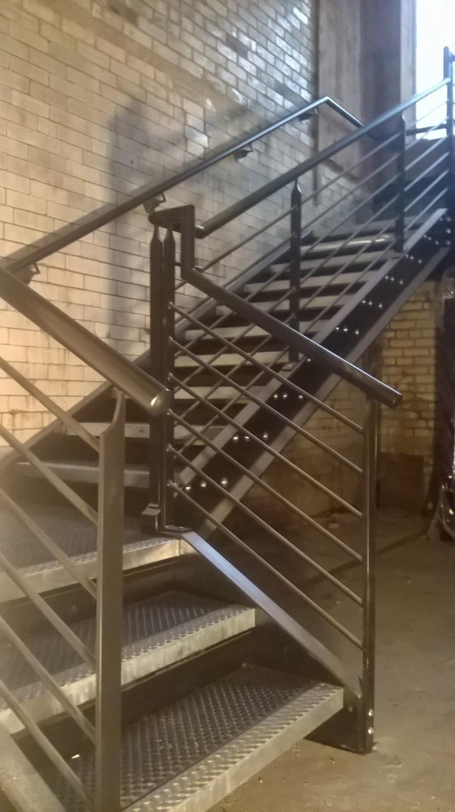 Steel Fabricators of Balconies, Staircases. External Steel ...