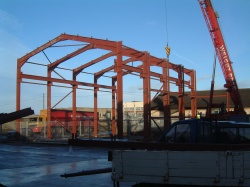 Steelwork structures built to your specifications
