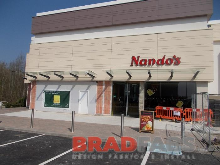 Commercial Canopy Installations