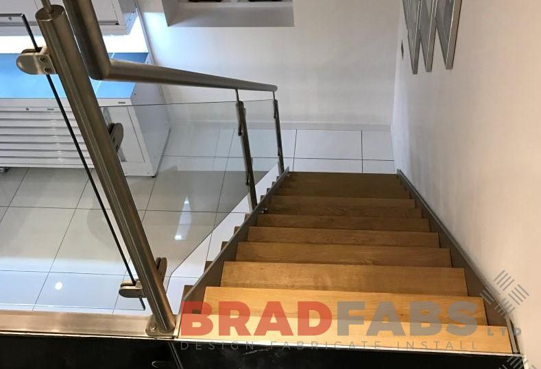 What types of staircase are there for homes in Bradford, Leeds & Yorkshire?