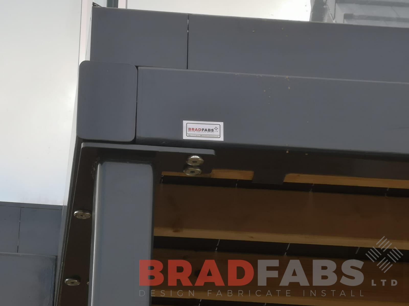 every detail of the work done by Bradfabs is with a professional finish