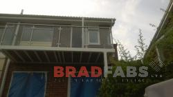Extra Living Space with  a Bradfabs Balcony
