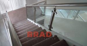 Traditional balustrading fabricated in Bradford, Balustrading fabricated by Bradfabs, Balustrade installed by Bradfabs