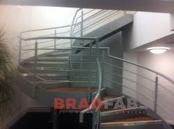 Office Staircase - S Shaped