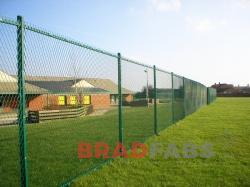 Security fencing for schools, industrial, farms and more. Delivered and installed to suit your specifications.
