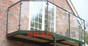 Any type of Balcony made by BRADFABS UK wide