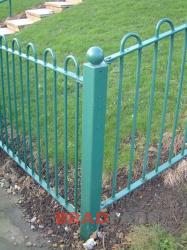 Railings manufacture, installed and designed by Bradfabs