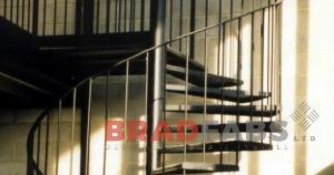 Internal Access staircase designed by BRADFABS