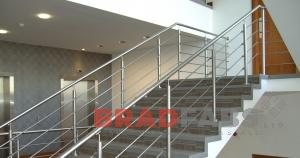 Any kind of balustrade can be made by Bradfabs - Give us a try!