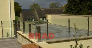 Roof top balcony Balustrade