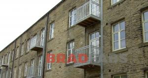 BRADFABS capable of making a one off Balcony or complex structures