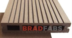 Composite decking by Bradfabs