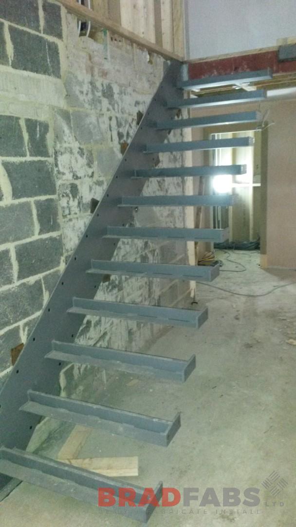 Steel Fabricators Of Balconies Staircases Modern